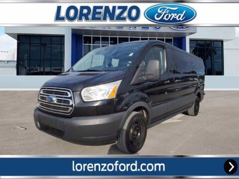 2015 Ford Transit Passenger for sale at Lorenzo Ford in Homestead FL