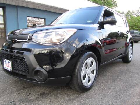 2015 Kia Soul for sale at Trimax Auto Group in Norfolk VA