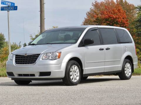 2008 Chrysler Town and Country for sale at Tonys Pre Owned Auto Sales in Kokomo IN