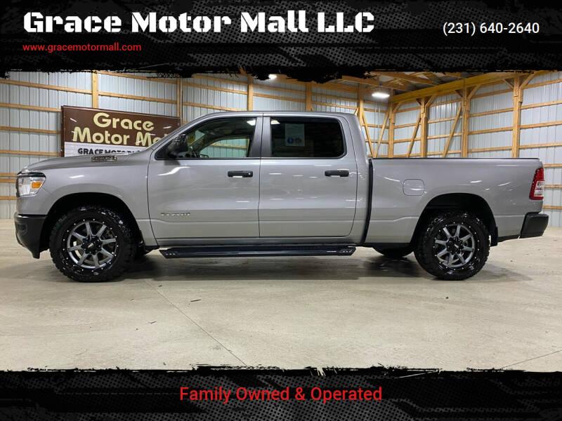 2019 RAM Ram Pickup 1500 for sale at Grace Motor Mall LLC in Traverse City MI