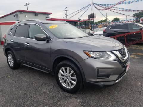 2018 Nissan Rogue for sale at Absolute Motors in Hammond IN