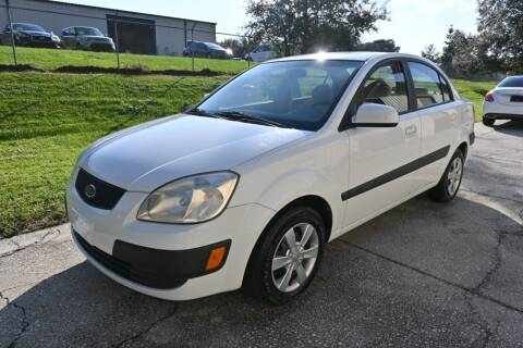 2006 Kia Rio for sale at Thurston Auto and RV Sales in Clermont FL