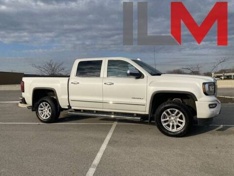 2016 GMC Sierra 1500 for sale at INDY LUXURY MOTORSPORTS in Fishers IN