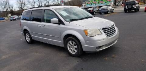 2009 Chrysler Town and Country for sale at Elite Auto Brokers in Lenoir NC