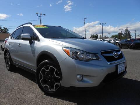 2014 Subaru XV Crosstrek for sale at McKenna Motors in Union Gap WA