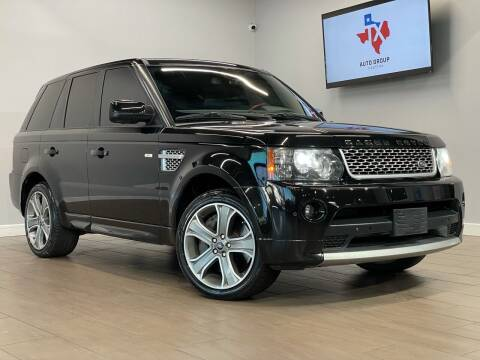 2013 Land Rover Range Rover Sport for sale at TX Auto Group in Houston TX
