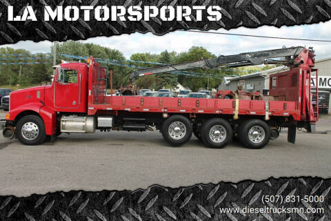 2003 Peterbilt 385 for sale at LA MOTORSPORTS in Windom MN