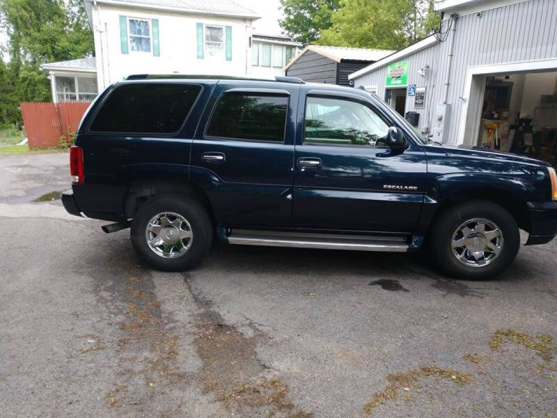 2005 Cadillac Escalade for sale at Berkshire County Auto Repair and Sales in Pittsfield MA