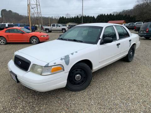 2006 Ford Crown Victoria for sale at Rt 33 Motors LLC in Rockbridge OH