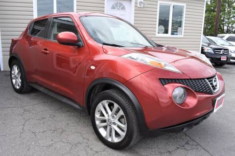 2014 Nissan JUKE for sale at Alaska Best Choice Auto Sales in Anchorage AK