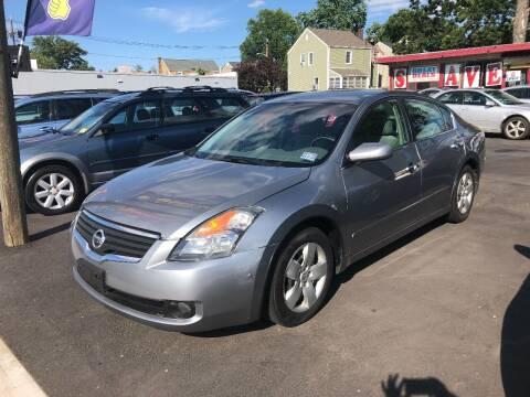 2008 Nissan Altima for sale at BIG C MOTORS in Linden NJ