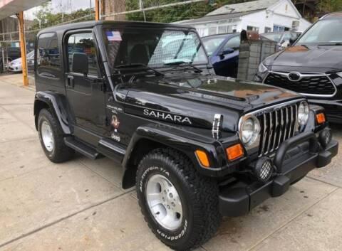 2001 Jeep Wrangler for sale at Sylhet Motors in Jamaica NY