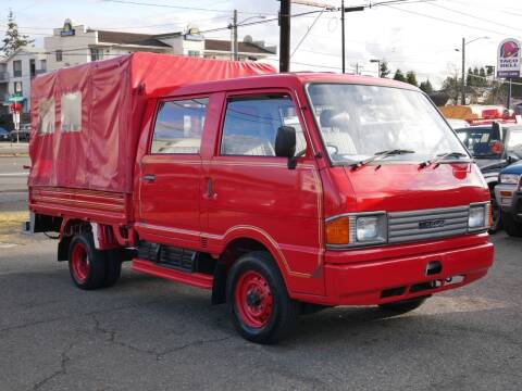 1994 Mazda Brawny 4x4 Diesel for sale at JDM Car & Motorcycle LLC in Seattle WA