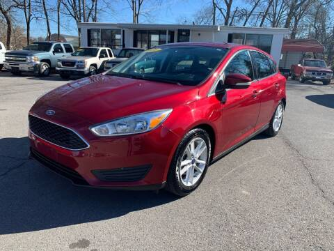 2016 Ford Focus for sale at Diana Rico LLC in Dalton GA