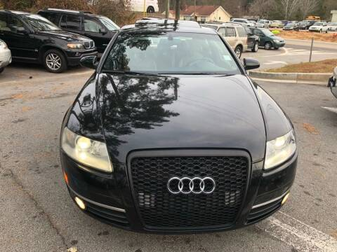 2006 Audi A6 for sale at CAR STOP INC in Duluth GA