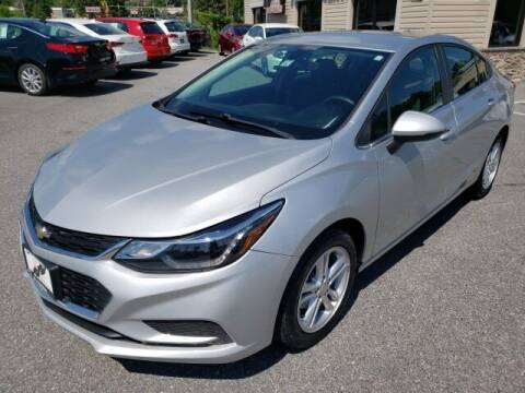 2016 Chevrolet Cruze for sale at Hi-Lo Auto Sales in Frederick MD