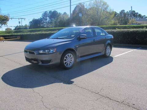 2010 Mitsubishi Lancer for sale at Best Import Auto Sales Inc. in Raleigh NC
