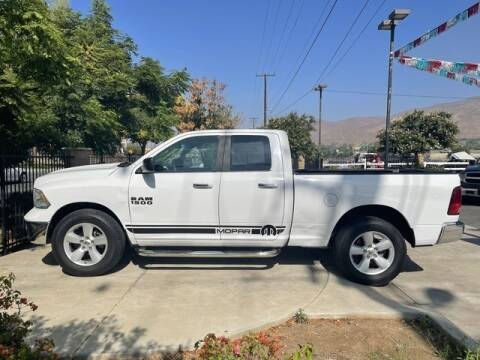 2013 RAM Ram Pickup 1500 for sale at Los Compadres Auto Sales in Riverside CA