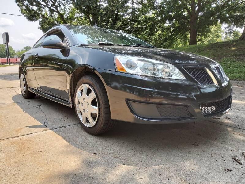 2009 Pontiac G6 for sale at Crispin Auto Sales in Urbana IL