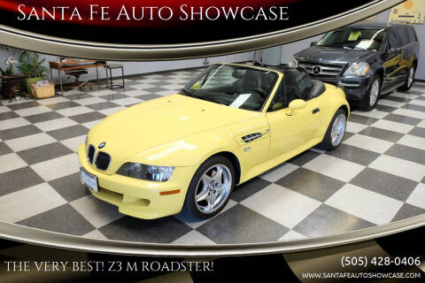 2000 BMW Z3 for sale at Santa Fe Auto Showcase in Santa Fe NM