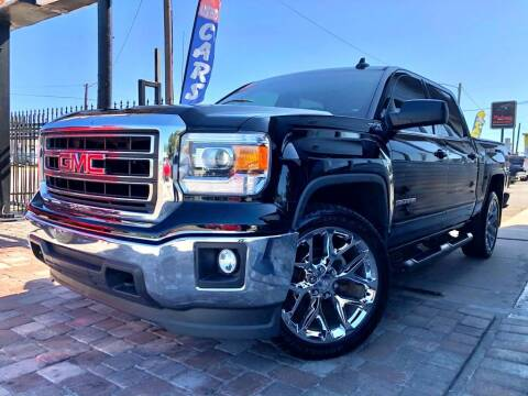 2015 GMC Sierra 1500 for sale at Unique Motors of Tampa in Tampa FL