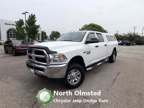 2017 RAM Ram Pickup 2500 for sale at North Olmsted Chrysler Jeep Dodge Ram in North Olmsted OH