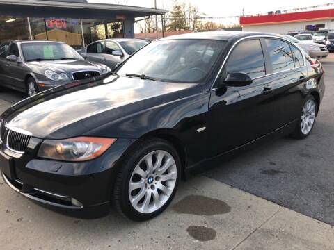 2007 BMW 3 Series for sale at Wise Investments Auto Sales in Sellersburg IN