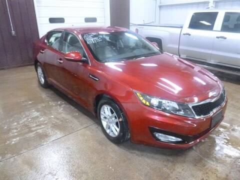 2012 Kia Optima for sale at East Coast Auto Source Inc. in Bedford VA