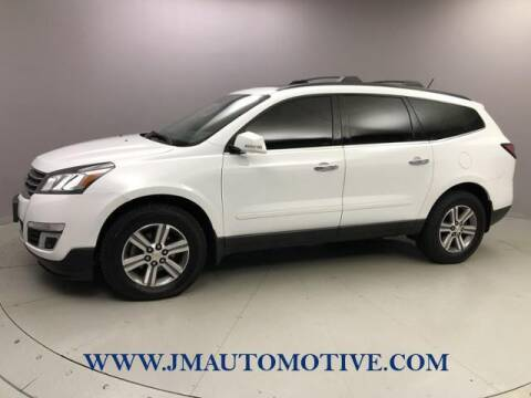 2016 Chevrolet Traverse for sale at J & M Automotive in Naugatuck CT