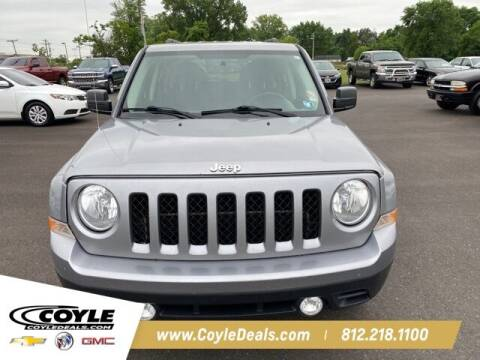 2015 Jeep Patriot for sale at COYLE GM - COYLE NISSAN in Clarksville IN
