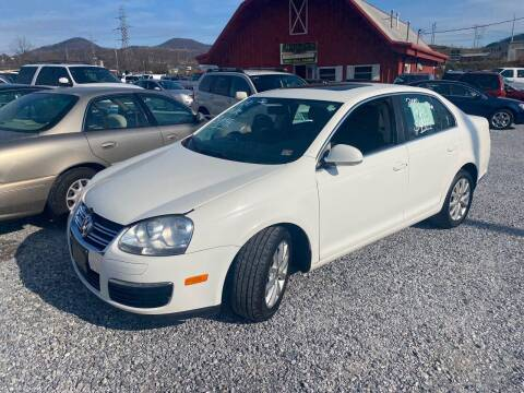 2010 Volkswagen Jetta for sale at Bailey's Auto Sales in Cloverdale VA