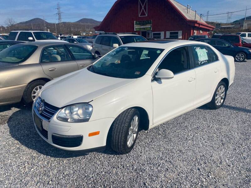 2010 Volkswagen Jetta for sale at Bailey's Auto Sales in Cloverdale VA