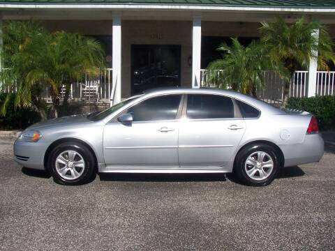 2013 Chevrolet Impala for sale at Thomas Auto Mart Inc in Dade City FL