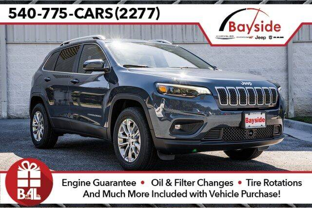 2021 Jeep Cherokee for sale in King George, VA