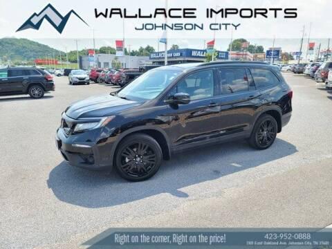 2020 Honda Pilot for sale at WALLACE IMPORTS OF JOHNSON CITY in Johnson City TN