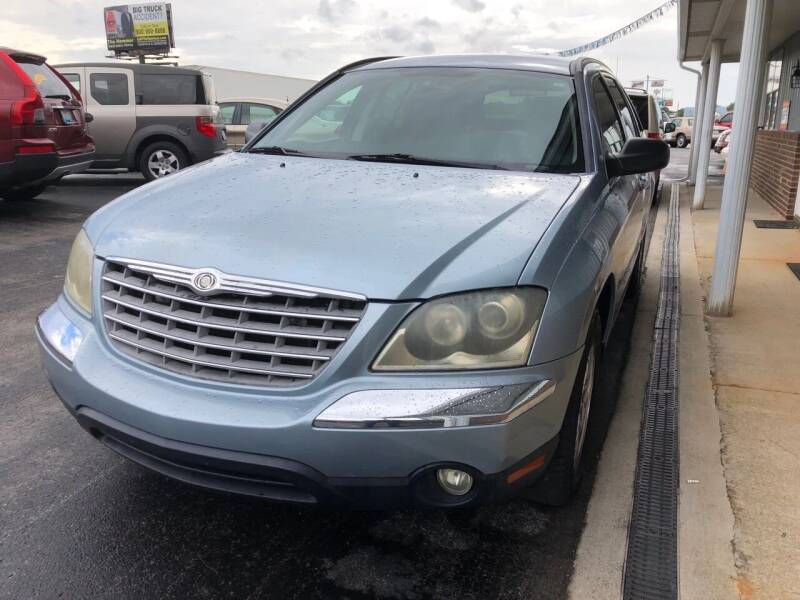 2004 Chrysler Pacifica for sale at Holland Auto Sales and Service, LLC in Somerset KY