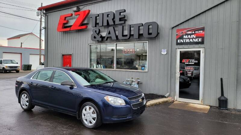 2011 Chevrolet Malibu for sale at EZ Tire & Auto in North Tonawanda NY