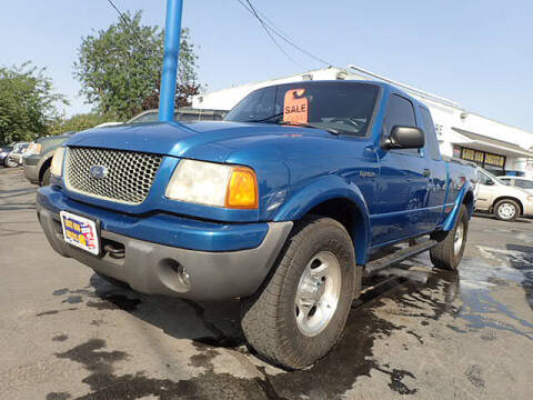 2001 Ford Ranger for sale at Tommy's 9th Street Auto Sales in Walla Walla WA