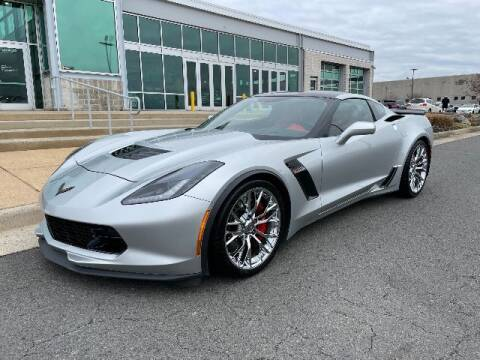 2016 Chevrolet Corvette for sale at Motorcars Washington in Chantilly VA