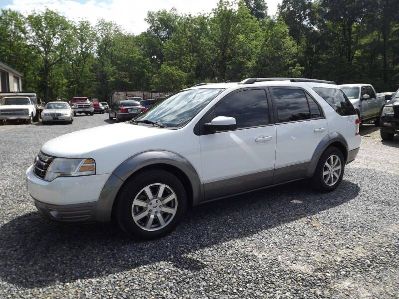 2008 Ford Taurus X for sale at Country Side Auto Sales in East Berlin PA