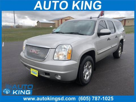 2007 GMC Yukon XL for sale at Auto King in Rapid City SD