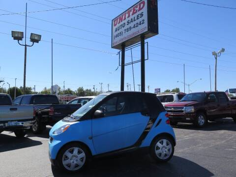 2008 Smart fortwo for sale at United Auto Sales in Oklahoma City OK