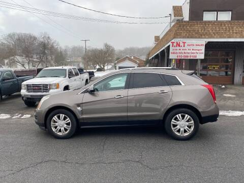 2011 Cadillac SRX for sale at TNT Auto Sales in Bangor PA