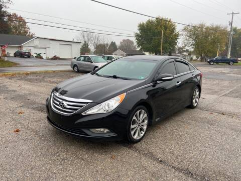2014 Hyundai Sonata for sale at US5 Auto Sales in Shippensburg PA