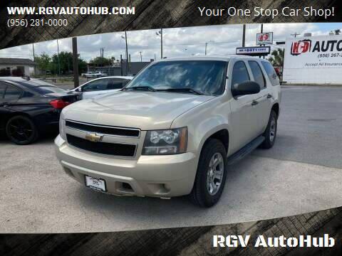 2011 Chevrolet Tahoe for sale at RGV AutoHub in Harlingen TX