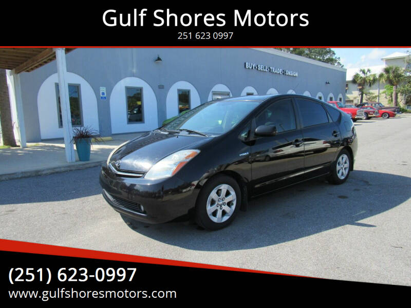 2009 Toyota Prius for sale at Gulf Shores Motors in Gulf Shores AL
