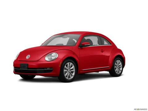 2014 Volkswagen Beetle for sale at Bourne's Auto Center in Daytona Beach FL