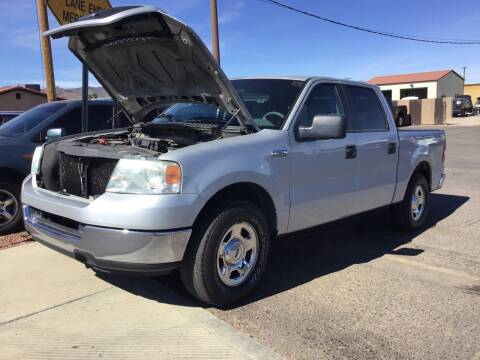 2005 Ford F-150 for sale at SPEND-LESS AUTO in Kingman AZ