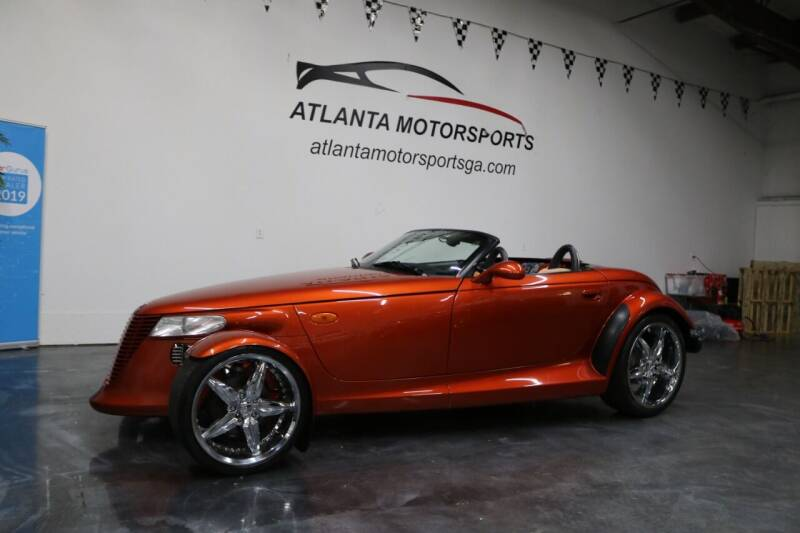2001 Plymouth Prowler for sale at Atlanta Motorsports in Roswell GA
