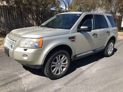 2008 Land Rover LR2 for sale at Austinite Auto Sales in Austin TX